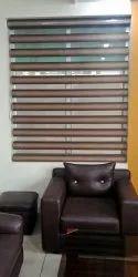 PVC Multicolor Window Zebra Roller Blind