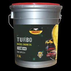 7.5l 15w-40 Turbo Diesel Engine Oil