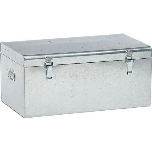 Aluminium Storage Trunk