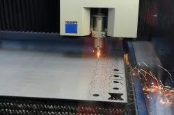 CNC Metal Laser Cutting Service
