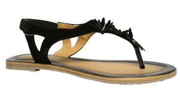 2933f91d2549 Casual Leather Bata Womens Flats Sandals F561646100
