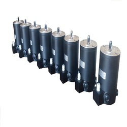 1000 To 4000 Rpm 2 Hp Industrial Pmdc Motor, Voltage: 12 To 180v Dc