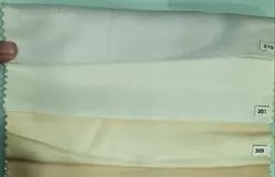 Cream And Fawn Sateen Lining Fabric