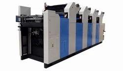 Four Color Offset Printing Machine