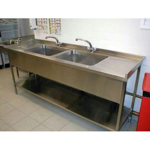 Commercial Kitchen Sink