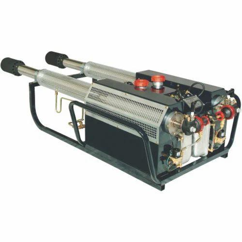 Steel Thermal Fogging Machine, स्टील थर्मल फॉगिंग मशीन ...