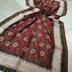 Printed Woolen Shawls