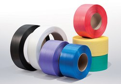 Semi Automatic Machine Polypropylene ( PP ) Super White Strapping Roll