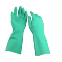 Nitrile Chemical Gloves, Usability : Reusable
