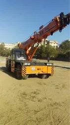 Grove Tms 1100 Truck Mounted Crane