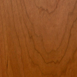 North American Exotic Cherry Veneer, For Interior, Thickness: 4mm