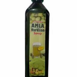 Avs Balaji's Amla Syrup, Packaging Size: 500 Ml