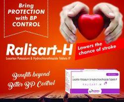 Losartan Potassium Hydrochlorothiazide Tablet