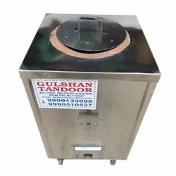 Square Stainless Steel Tandoor