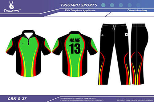 1f25e4a8c531 Cricket Club Uniforms - Cricket T Shirts   Pant Exporter from Ahmedabad