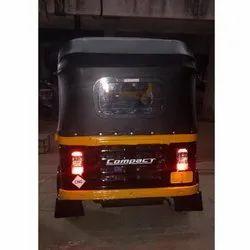 Three Wheeler Auto Rickshaw Hood