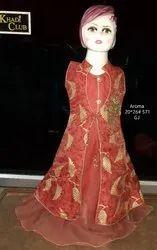 Khadi Club Kids Indo Western Dress