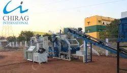 Chirag High Grade Bricks Making Machine