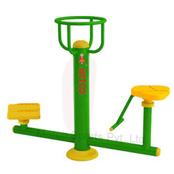 Metco Twister and Leg Trainer, Outdoor Gym Equipment