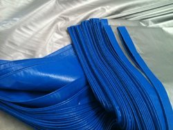 Blue Plain PE Fumigation Cover