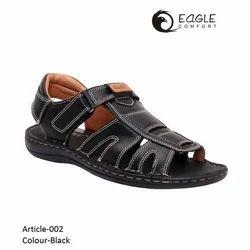 e1c3d58dc8fc Casual EAGLE COMFORT Men s Designer Leather Sandal