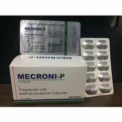 Methylcobalamine 750mcg Pragabalin 75MG