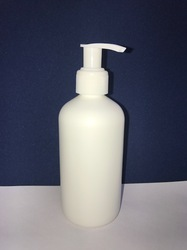 HDPE Hand Wash Bottle with Pump