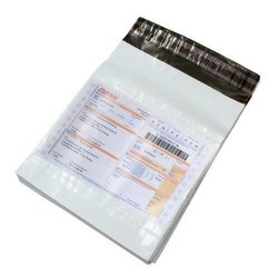 LDPE Courier Flap Bags
