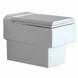 FNS-WHT-0112 395 X 360 X 540mm Wall Hung Toilet
