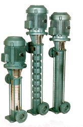 Three Phase Vertical Multistage Centrifugal Pump, Electric, 10 HP
