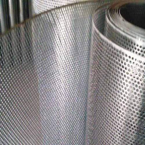 Stainless Steel Perforated Sheet For Industrial Rs 145