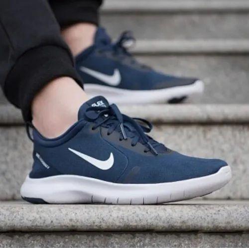 Casual Wear Blue Nike Flex Shoes, Rs