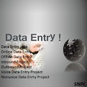 Offline Data Entry Work