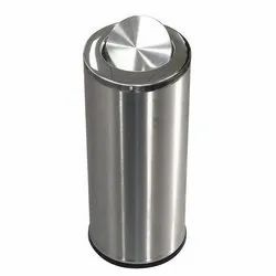 Stainless Steel Push Bins