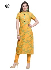 Printed Party Wear Kurti