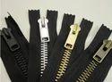 No 3 CFC Metal Zippers