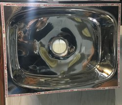 16x18 Inch SS Glossy Kitchen Sink