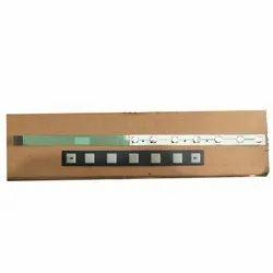 Fanuc Membrane Keyboard 7-Key A98L-0001-0298 & Keypad A98L-0001-0519