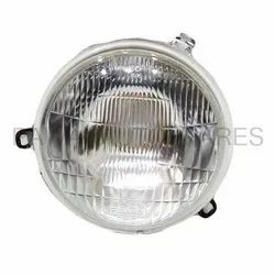 Three Wheeler Round Headlight Assembly