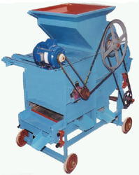 Grader Model 3 HP Groundnut or Peanut Decorticator