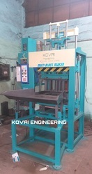 Stand Type Hydraulic Paver Block Machine