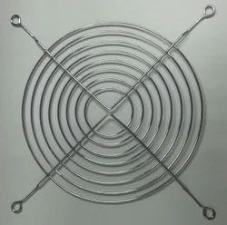 Wire Mesh Fan Metal Grills