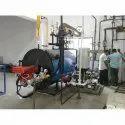 IBR Coil Type Steam Boiler