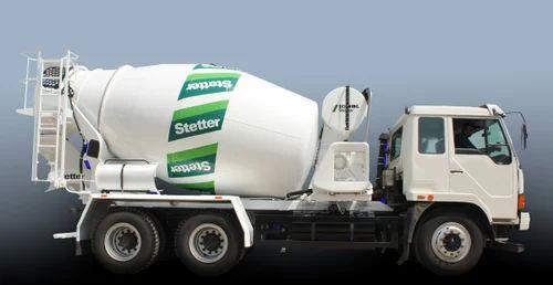 Schwing Stetter Transit Mixer Rental Service