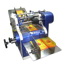 High Speed Label Stacker Coder