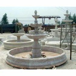 Garden Marble Fountain