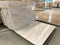 RMS Indian Golden Spider Marble, Thickness: 5 To 25 mm