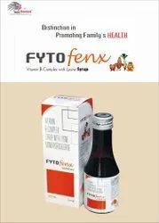 Fyto Fen Vitamin B Complex Syrup