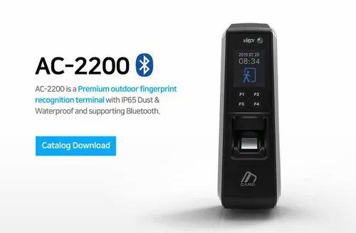VIRDI AC-2200 Biometric Attendance Door Access Control System