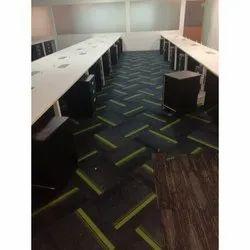 Printed Carpet Tiles Flooring Services